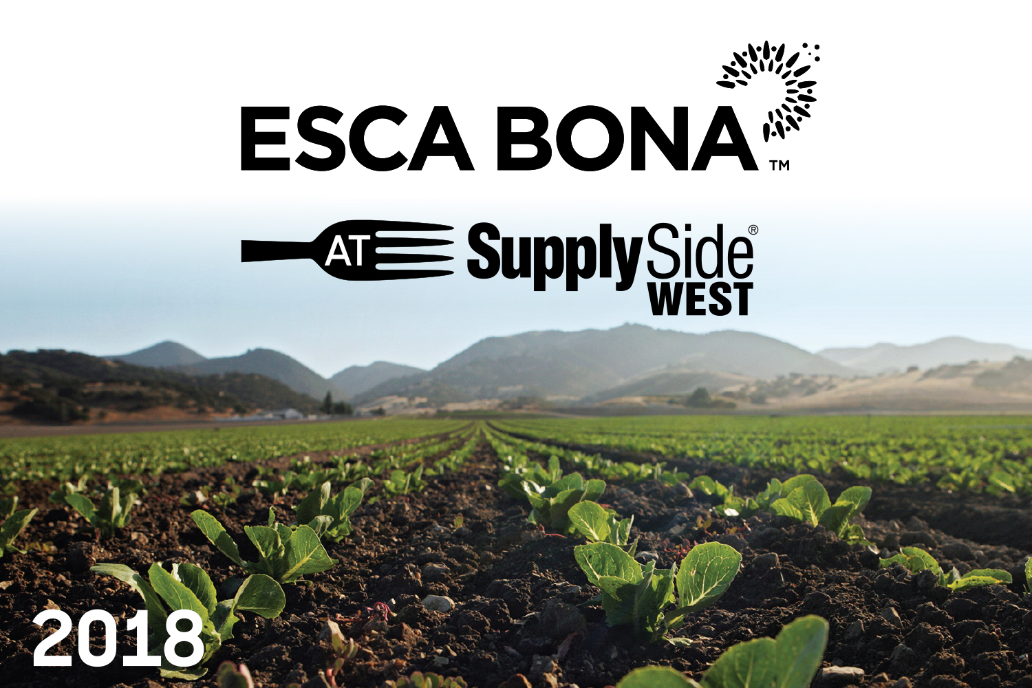 Esca Bona at SupplySide West Show Guide