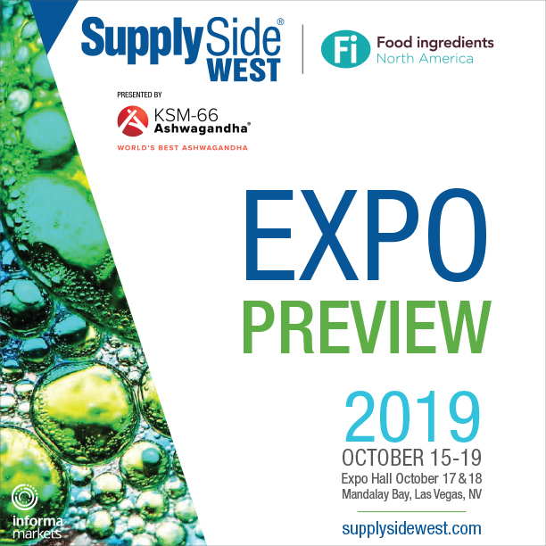 FAQs & Resources | SupplySide West 2019